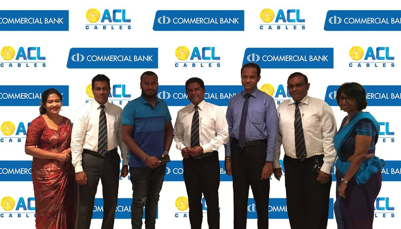 Coil Wiring Diagram Utility Lighting Acl Cables Plc The Largest Manufacturer Of In Sri Lanka Issues Landmark 1000th Electrician Debit Card